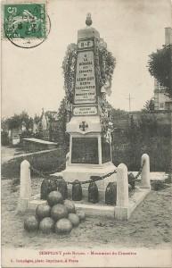 Monument guerre de Crimée