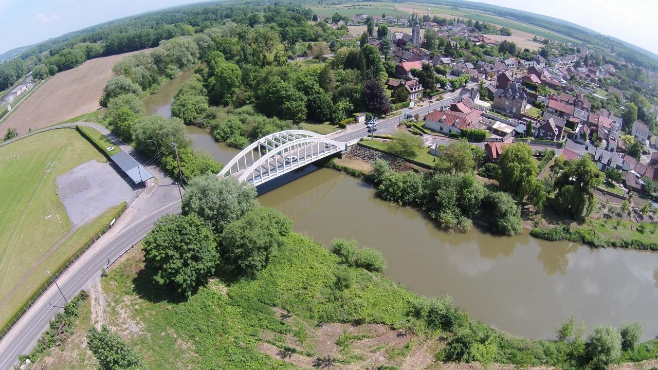 Pont sur l'Oise