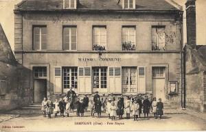 Maison commune 1912
