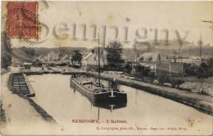 L-ecluse avant 1904