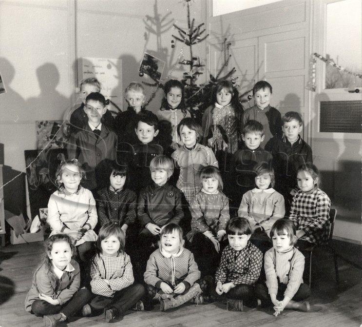 Classe de Sempigny 1970
